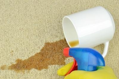 Hausmittel Flecken entfernen Tipps